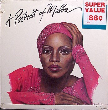 Moore, Melba - A Portrait Of Melba - Sealed Vinyl LP Record - R&B Soul