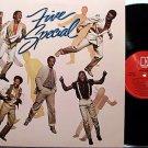 Five Special - Self Titled - 5 - Vinyl LP Record - R&B Soul
