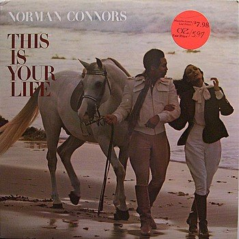 Connors, Norman - This Is Your Life - Sealed Vinyl LP Record - R&B Soul