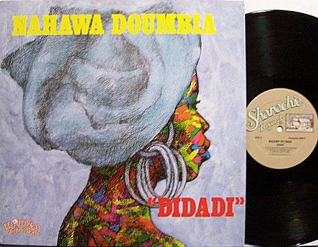 Doumbia, Nahawa - Didadi - Vinyl LP Record - African Beat