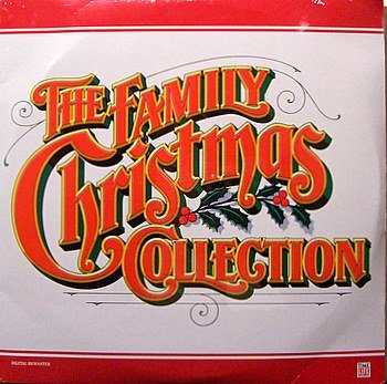 Family Christmas Collection, The - Sealed Vinyl 5 LP Record Set - Time Life Label