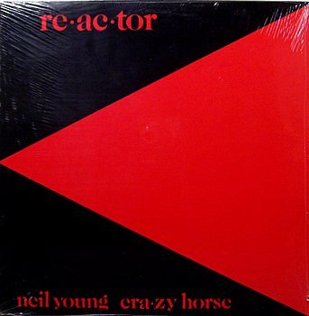Young, Neil - Reactor - Sealed Vinyl LP Record - Rock
