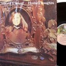 Ward, Clifford T. - Home Thoughts - Vinyl LP Record - Rock