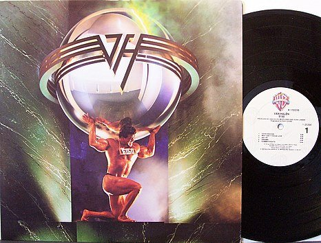 Van Halen - 5150 - Vinyl LP Record - Rock