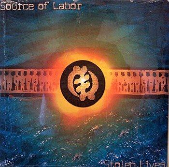 Stolen Lives - Source Of Labor - Sealed Vinyl 2 LP Record Set - Hip Hop Rock
