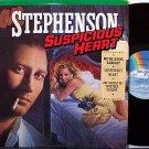 Stephenson, Van - Suspicious Heart - Vinyl LP Record - Promo - Rock