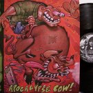 Stand GT, The - Apocalypse Cow - Vinyl LP Record - G.T. - Canada Pressing - Punk Rock