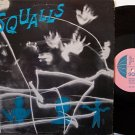 Squalls, The - Self Titled - Vinyl LP Record - Athens  Alternative Indie Rock