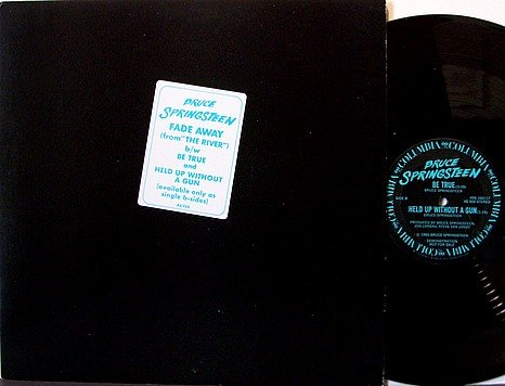 "Springsteen, Bruce - 1980 Promo Only 12"" - Vinyl LP Record - Non LP Tracks - Rock"