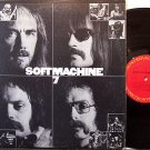 Soft Machine, The - 7 - Vinyl LP Record - Seven - Psych Prog Rock