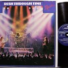 Rush - Rush Through Time - Vinyl LP Record - West Germany Pressing - Prog Rock