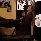 Rage To Live - Self Titled - Vinyl LP Record - Bar None Indie Rock