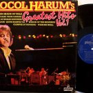 Procol Harum - Greatest Hits Volume 1 - UK Pressing - Vinyl LP Record - Rock