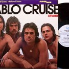 Pablo Cruise - Lifeline - Half Speed Master Audiophile - Vinyl LP Record + Inserts - Pop Rock