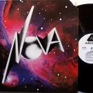 Nova - Wings Of Love - White Label Promo - Vinyl LP Record - Prog Rock