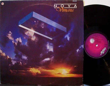Nova - Vimana - French Pressing - Vinyl LP Record - Prog Rock