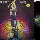 Nazareth - Expect No Mercy - West German Vertigo Pressing - Vinyl LP Record + Insert - Rock