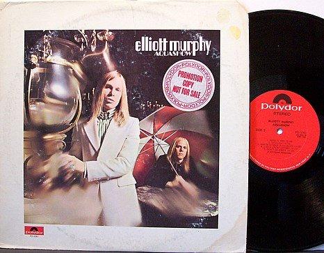 Murphy, Elliott - Aquashow - Vinyl LP Record - Promo - Rock