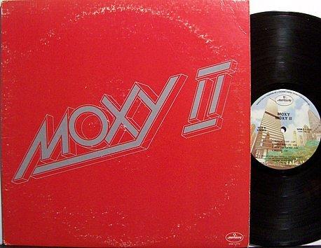 Moxy - Moxy 2 - Vinyl LP Record - II - Rock