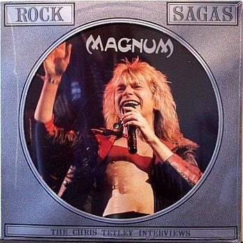 Magnum - Rock Sagas - Picture Disc - Sealed Vinyl LP Record - Rock