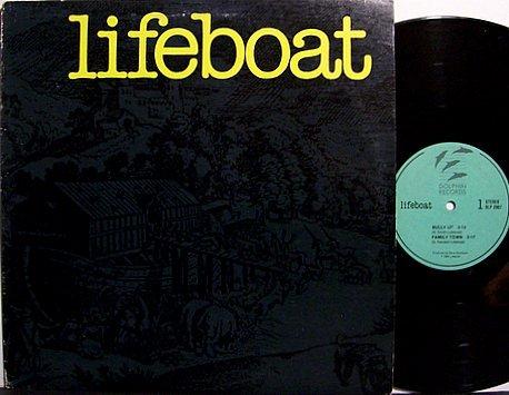 Lifeboat - Self Titled - Vinyl LP Record - Life Boat - Rock