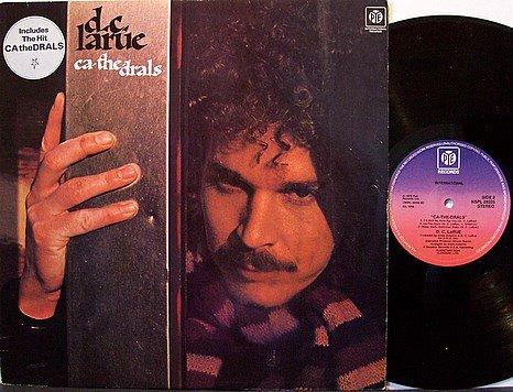 Larue, D.C. - Cathedrals - UK Pressing - Vinyl LP Record - D C DC- DJ Dance Disco Pop Rock