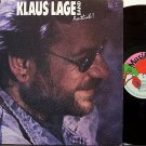 Lage, Klaus Band - Amtlich - Germany Pressing - Vinyl LP Record - German Rock