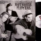 Hothouse Flowers - Conversation & Music With - Promo Only - Vinyl LP Record - Rock
