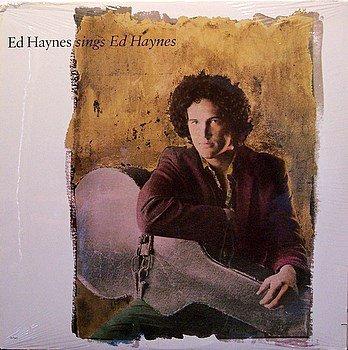 Haynes, Ed - Sings Ed Haynes - Sealed Vinyl LP Record - Apache Label - Rock