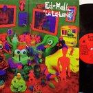 Hall, Ed - La La Land - Vinyl LP Record + Insert - Trance DJ Dance Rock
