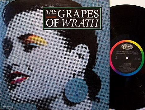 Grapes Of Wrath, The - September Bowl Of Green - Vinyl LP Record - Rock