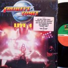 Frehley's Comet - Live + 1 - Vinyl LP Record - Ace Frehley Kiss - Rock