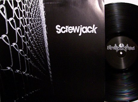 Entropy Project, The - Screwjack - Vinyl LP Record #172 / 400 - Rock