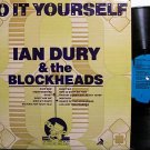 Dury, Ian & The Blockheads - Do It Yourself - Vinyl LP Record - Rock