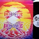 Dedringer - Second Arising - UK Pressing - Vinyl LP Record - Rock