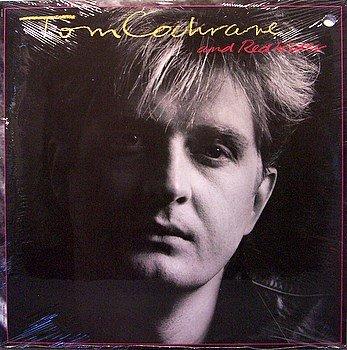 Cochrane, Tom & Red Rider - Self Titled - Sealed Vinyl LP Record - Rock