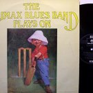 Climax Blues Band - Plays On - UK Pressing - Vinyl LP Record - Rock