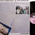 Carrasco, Joe King & The Crowns - Borderline - France Pressing - Vinyl LP Record - Rock