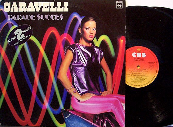 Caravelli - Parade Succes - France Pressing - Vinyl 2 LP Record Set - Success - Pop