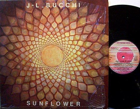 Bucchi, J L - Sunflower - France Pressing - Vinyl LP Record - Jean Louis - Jazz Rock