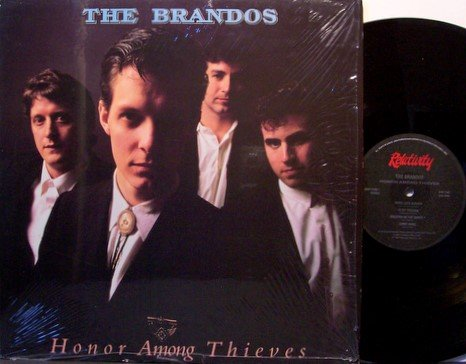 Brandos, The - Honor Among Thieves - Vinyl LP Record - Rock