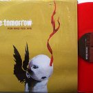 Face Tomorrow - For Who You Are - Red Colored Vinyl - LP Record - Netherlands Indie Rock