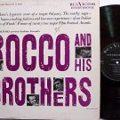Rocco And His Brothers - Soundtrack - Vinyl LP Record - Mono - Nino Rota - OST