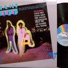 Miami Vice - TV Soundtrack - Vinyl LP Record - Tina Turner / Chaka Khan etc - OST