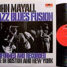 Mayall, John - Jazz Blues Fusion - Vinyl LP Record - Canada Pressing - Blues