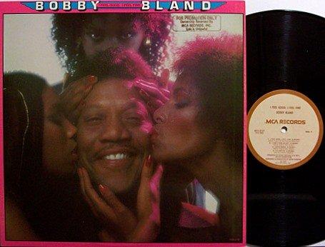 Bland, Bobby - I Feel Good, I Feel Fine - Vinyl LP Record - Promo - Blues