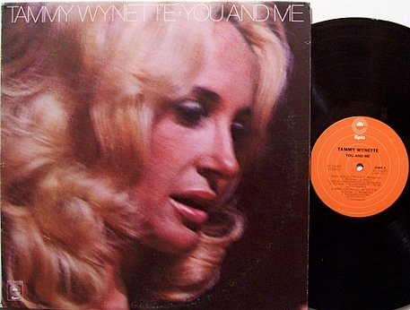 Wynette, Tammy - You And Me - Vinyl LP Record - Promo - Country