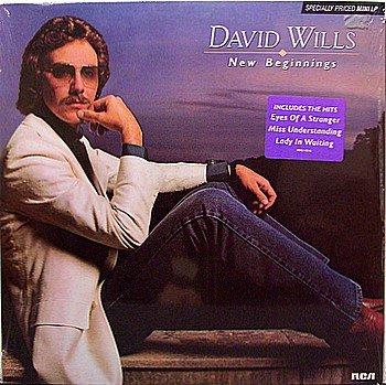 Wills, David - New Beginnings - Sealed Vinyl Mini LP Record - Country