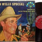 Wills, Bob - Bob Wills Special - Vinyl LP Record - Country