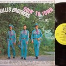 Willis Brothers, The - Goin' To Town - Vinyl LP Record - Country